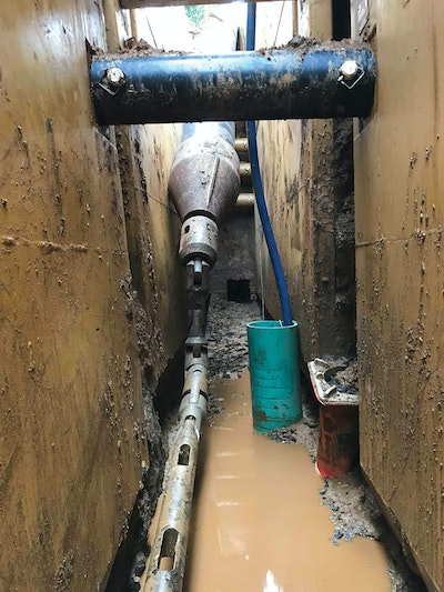 Contractor Gives Master Class in Pipe Bursting Proficiency