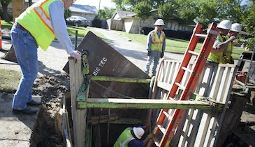 United Rentals Participating in Nationwide Series of Trench Safety Events
