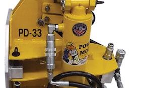 Pipe Bursting - Pow-r Mole Sales Model PD-33M