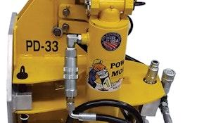 Pipe Bursting Equipment - Pow-r Mole Sales Model PD-33M
