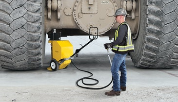 Self-Locking Lift System Improves Job Safety