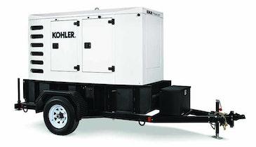 Kohler Mobile Diesel Generator Provides Optimal Power, Custom Options