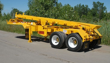 Roll-Off Trailer Enables Pumpers to Haul Containers With Fleet Trucks
