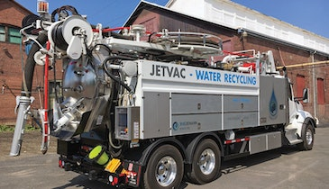 GapVax and Wiedemann join forces to offer water-recycling combination truck