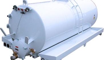 Customizable Vacuum Tanks Made For Nonhazardous Waste