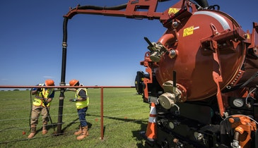 New Ditch Witch Prospector Nozzle Boosts Productivity in Hydroexcavation Jobs
