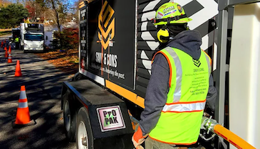 The New Norm for Public Works: Shifting Routines and Social Distancing