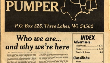 Pumper: 35 Years Celebrating Milestones