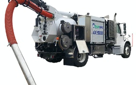 Air Excavation - Ramvac by Sewer Equipment AX-4000
