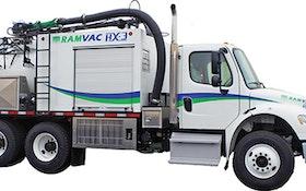 Hydroexcavation Trucks and Trailers - Ramvac by Sewer Equipment HX-3