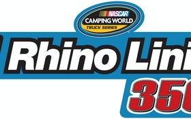 Rhino Linings Announces NASCAR Sponsorship