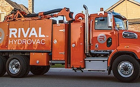 Hydroexcavation Trucks and Trailers - Rival Hydrovac T7