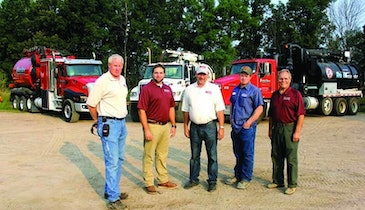 Hydroexcavators Expand Wisconsin Contractor's Services