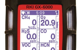 Leak Detection Equipment - RKI Instruments GX-6000