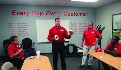 Cleaning Contractor Builds Reputation On Bringing Value To Clients