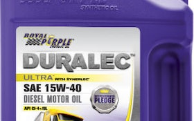 Royal Purple Introduces Commercial Lubricant Product Line