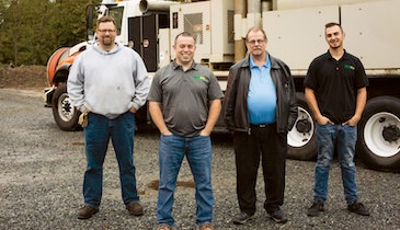 Washington's Greenfield Services Takes on Hydroexcavation
