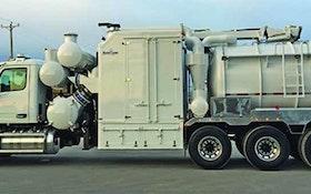 Hydroexcavation Trucks and Trailers - SchellVac Equipment 2600 Series Combination Hydrovac