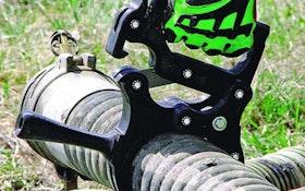 Hydroexcavation Equipment - Screenco Systems Handle-Tech Hose Handles