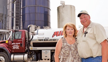 Michigan Farmers Enjoy Ideal Collaboration Between Farming & Septic Businesses