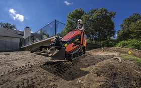 Construction-Grade Mini Skid-Steer Increases ROI