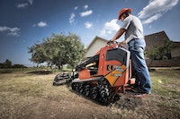 A Versatile, Durable Family of Ditch Witch Mini Skid-Steers