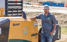 Vermeer Drilling Rig Gets It Done for North Dakota Contractor
