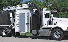 Hydroexcavation Trucks and Trailers - Super Products Mud Dog 1200
