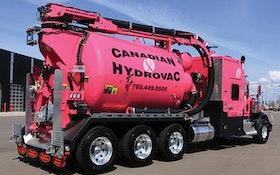 Hydroexcavation Trucks and Trailers - Tornado Global Hydrovacs F3 ECO