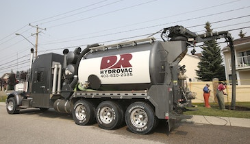 Tornado Hydrovac Trucks Put New Spin on Dumping Debris