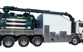 Hydroexcavation Trucks and Trailers - Transway Systems Terra-Vex