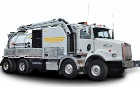 Hydroexcavation Equipment - Transway Systems Terra-Vex HV38