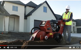 CX Series Trenchers Bring Simplicity to Contractors