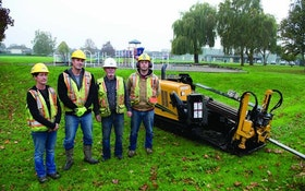 Directional Drill Contractor Serves a Specific Customer Base