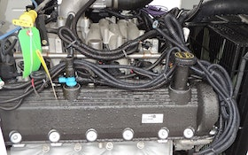 Gas-Fueled Auxiliary Engine Offers Economical Alternative