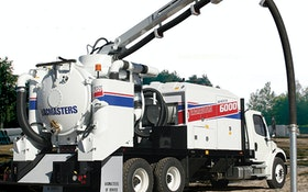 Air Excavation Equipment - VACMASTERS SYSTEM 6000