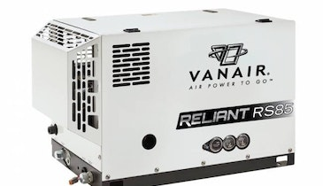 Vanair Introduces New Hydraulic-Driven Air Compressor