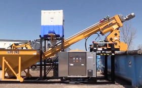 Control Fluid Management Costs with the MUD Hub Slurry Solidification System