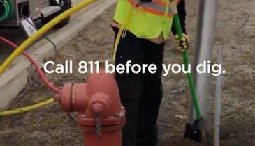 Safe Digging – Buried Utilities