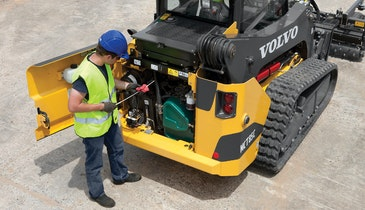 Checking Over Compact Track Loaders Should Be a Daily Duty