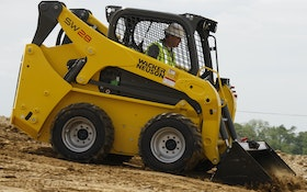 Comparing Wheeled Skid Steers vs. Compact Track Loaders