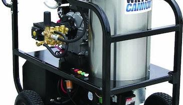Water Cannon hot water diesel pressure washer