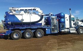 Hydroexcavation Equipment - Westech Vac Systems Hydrovac Code TC407