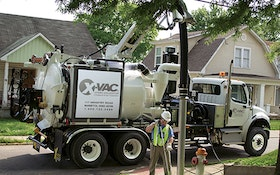 Hydroexcavation Trucks and Trailers - X-Vac, A Product of Hi-Vac Corporation, X-6 Hydro Excavator