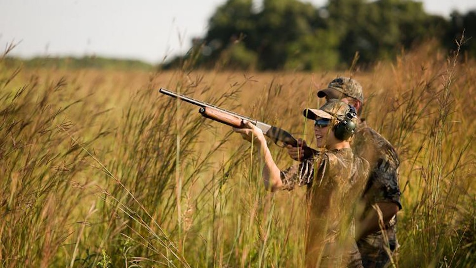 10 Reasons to Teach Kids About Hunting
