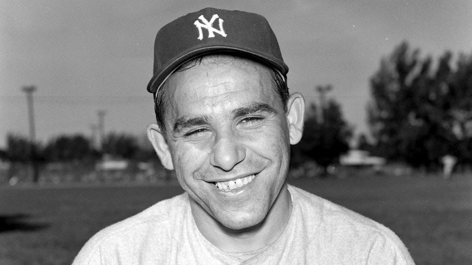 Top 10 Yogi Berra Quotes