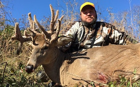 Virginia Hunter Shoots 18-Point Doe