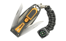 Smith Products 10-N-1 Survival Multi-Tool Essential For Outdoor Enthusiasts