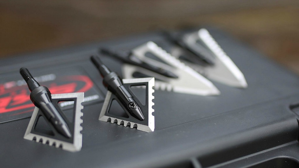 Broadhead Design: The Case for Serrated Blades