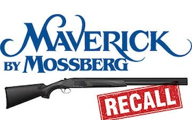 Maverick Arms recall notice issued for shotgun